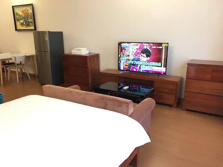 V401 Spacious Serviced Apartment