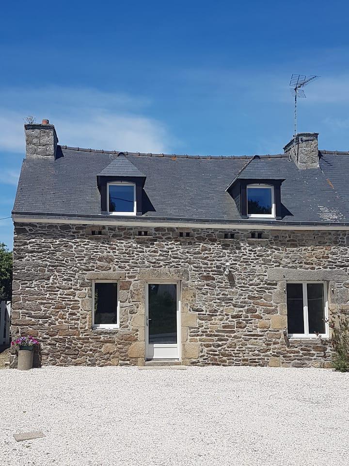 Maison bretonne près de Dinard