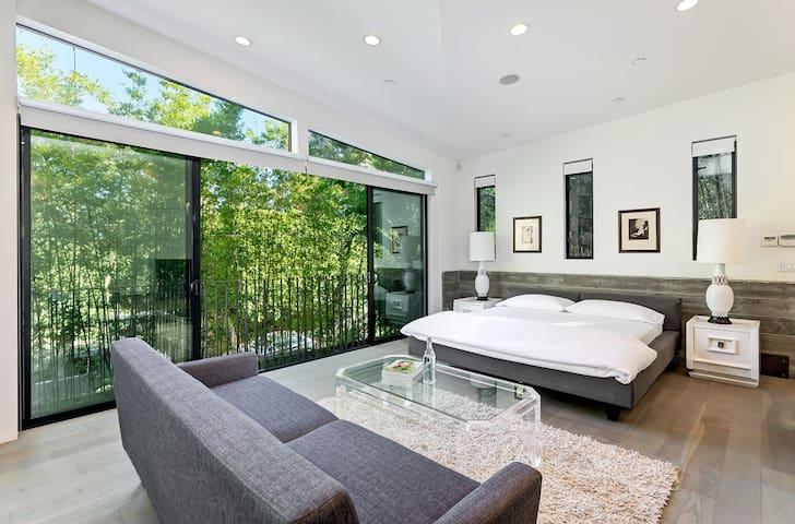 Luxury Designer Home in Hollywood Hills