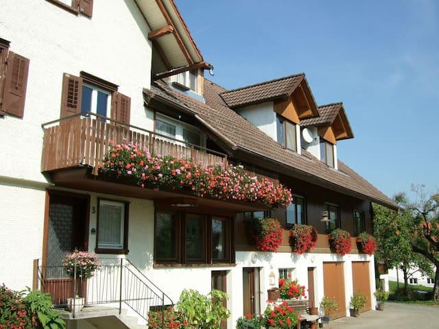 Ferien von Allgäu bis Bodensee - mit Frühstück