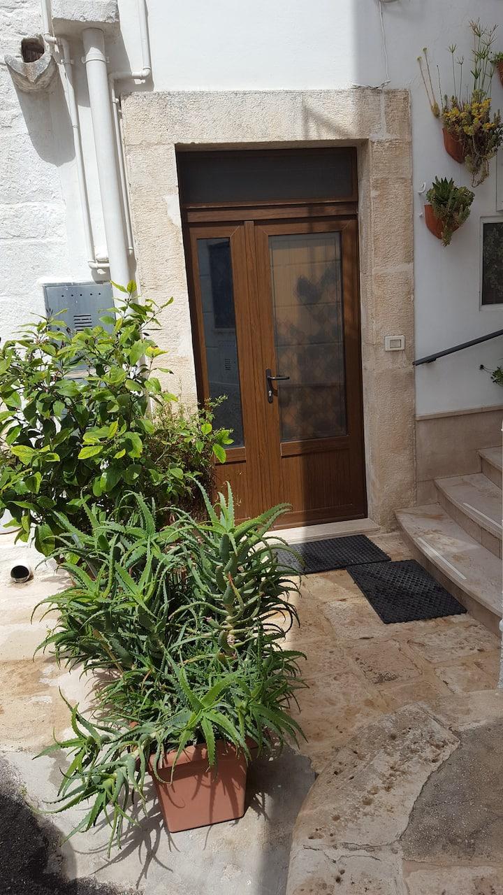 """""""Aquila trullo"""" in pieno centro Alberobello"""