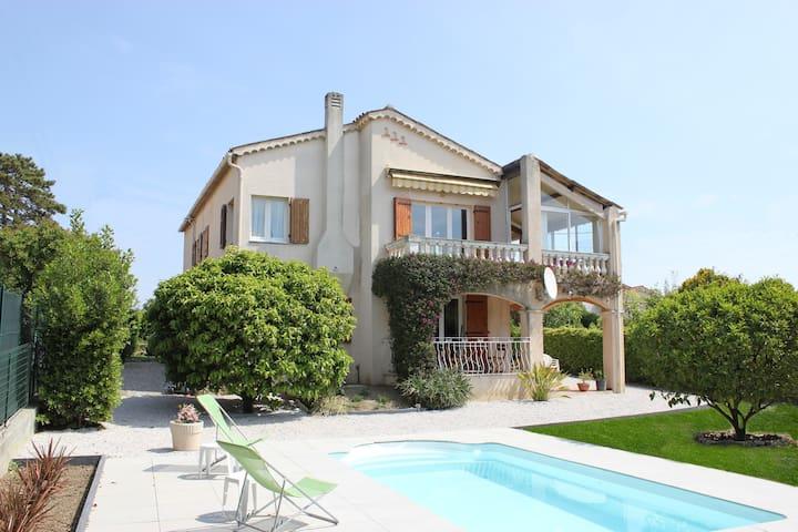 Villa Le Cap - Antibes - Rumah