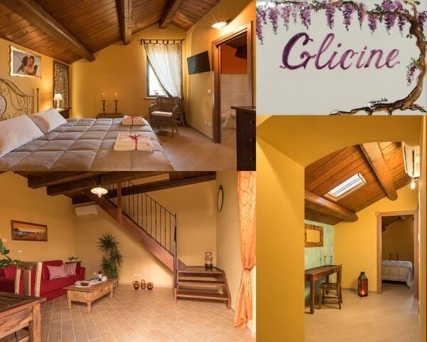 "Agriturismo Casa Ansietta ""Glicine"""