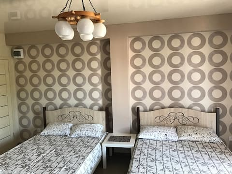 Отдых в Абхазии, Гагра самый уютный дом )