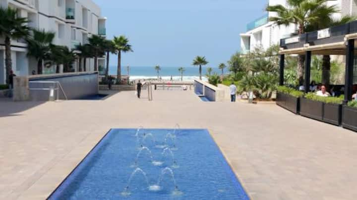 Luxury Ocean View Apartment - Anfa Place -