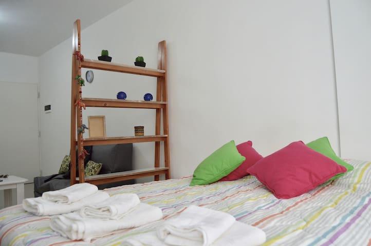 Agüero Studio with amenities