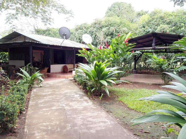 Cabaña Verde