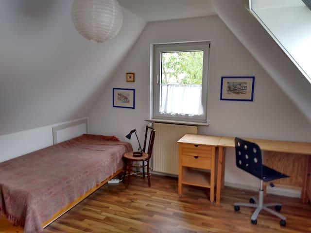 Zimmer mitten in der Altstadt - Detmold - บ้าน