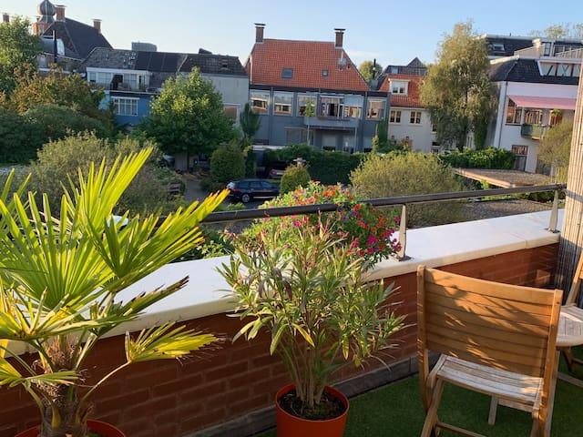 Torenzicht, quiet place with nice view