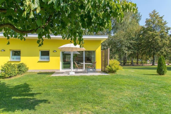 Bungis Ferienhäuser am Grimnitzsee ***Karree Haus 12