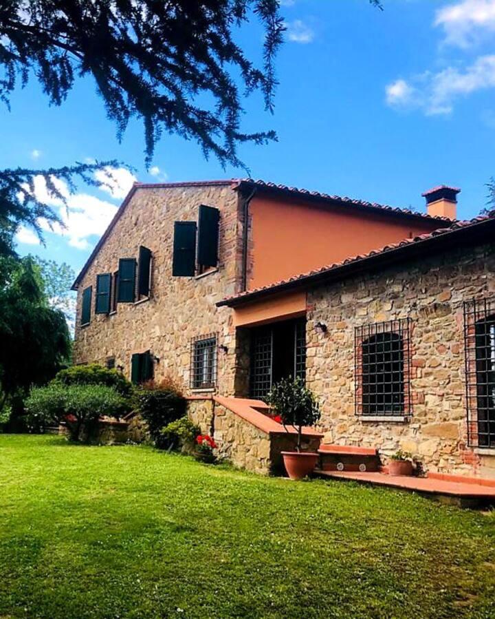 Villa Castelvecchio, Montevettolini