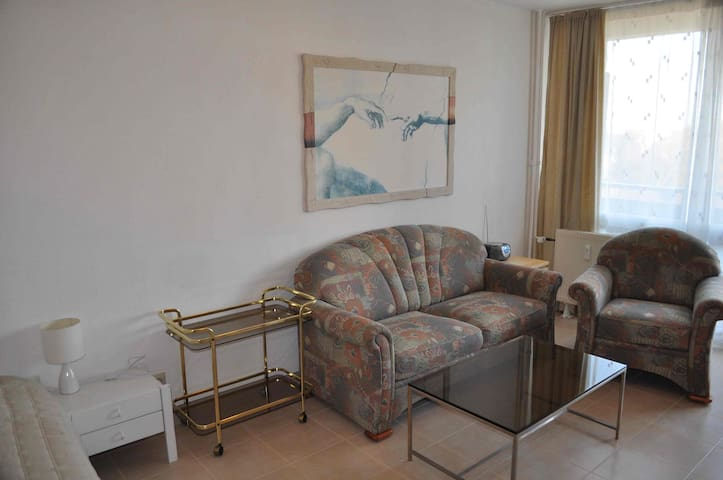 Top apartment, free parking, WLAN, well connected - Köln - Apartment