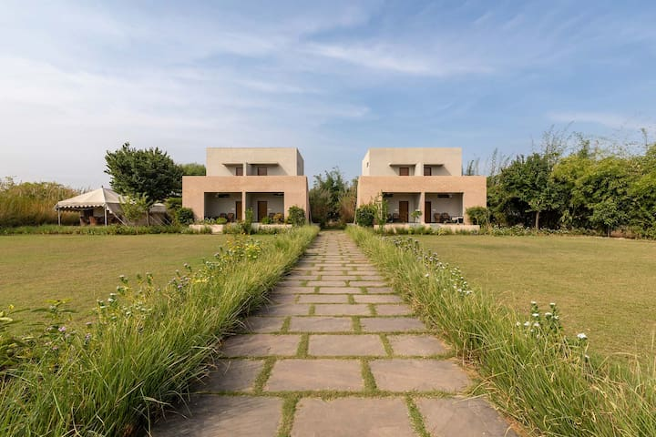 2BR@Machli W/View+Wildlife Safari@Ranthambore