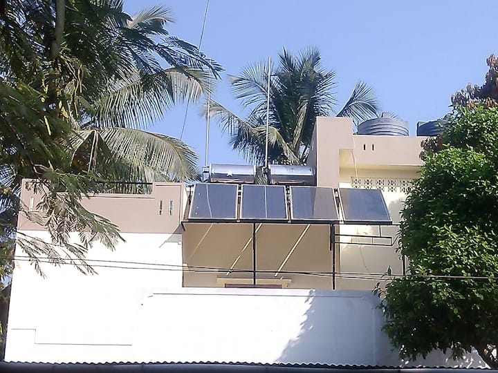 Digvijay Residency Entire Bungalow (4 Pvt.Rooms )