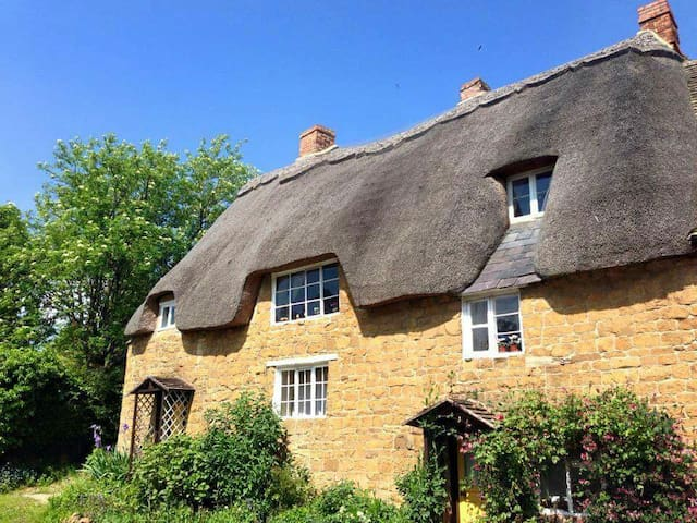 Cosy Cotswolds Cottage Double Room in Oxfordshire
