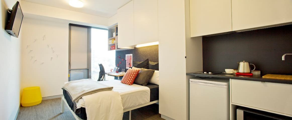 Cozy Apartment Studio in SYDNEY central - Chippendale