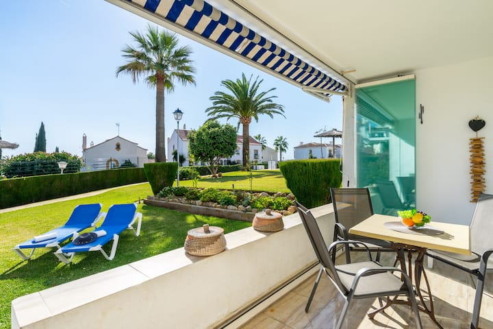 Lovely 2BR best location in Riviera 3min to beach