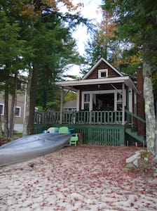 Lake Sunapee Cottage, a slice out of time