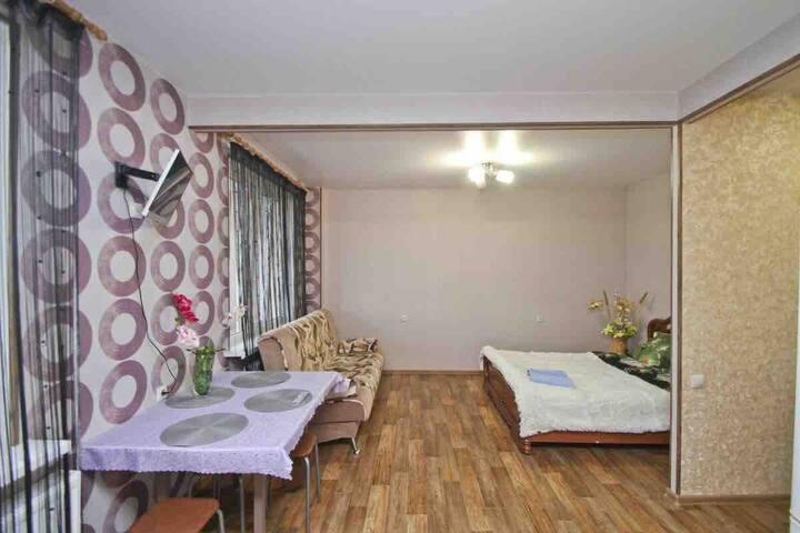 Уютная квартира на Энтузиастов 25