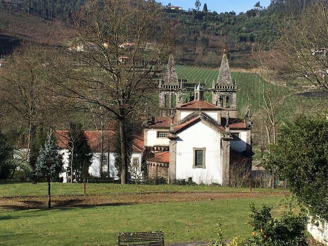 Quinta do Mosteiro - Pombeiro de Ribavizela - Apartment