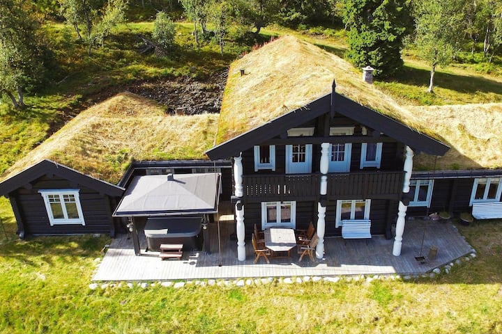 15 person holiday home in Fåvang