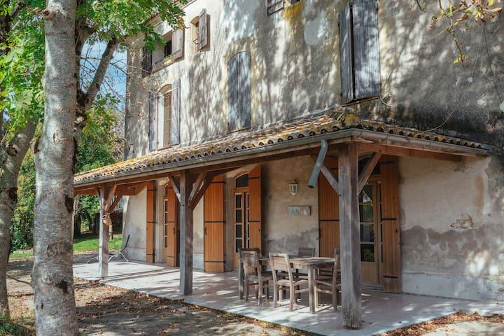 Domaine Bessiere - Gîte Aube