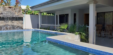 Private/gated 2 bedroom 1bath house with pool