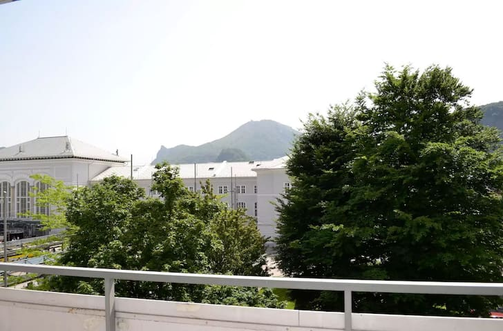 ★ CityCenter flat next mainstation w mountain view
