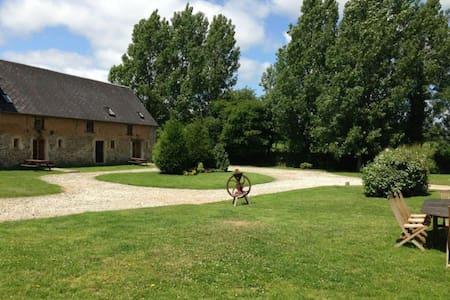 Normandy, St. Sauveur le Vicomte - Rauville-la-Place