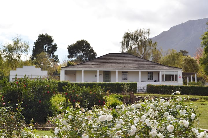 Selfcatering house in Greyton SA