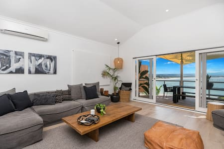 Your Luxury Escape - Sway - Water views - Byron Bay