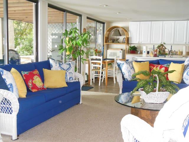 Summer Breeze - Inman - House