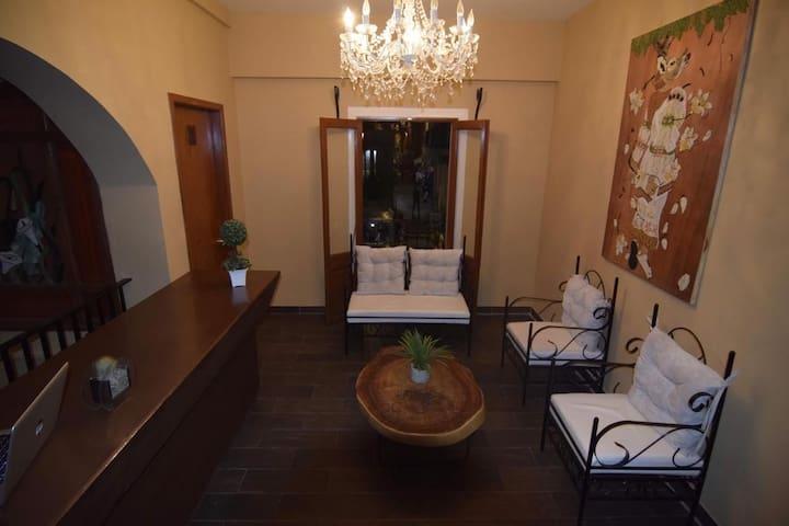 Hotel Casa Jardín Reforma