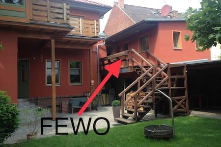 Gemütliche Ferienwohnung in Jeßnitz