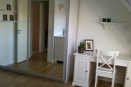 Nyistandsat værelse i Taastrup - Taastrup