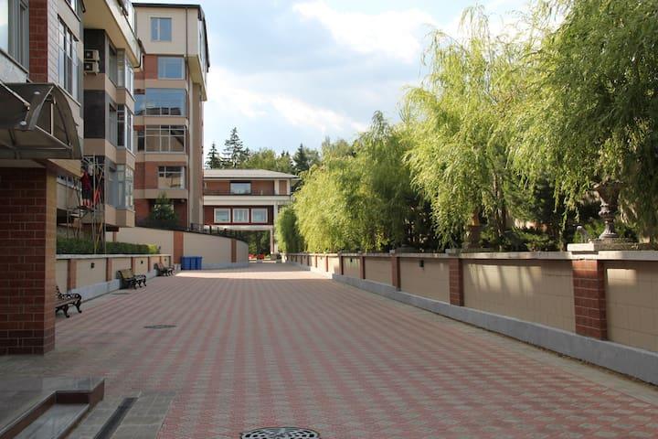Большая квартира в Лапино - Новое Лапино - Apartmen