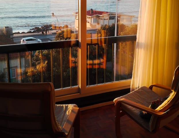 Apartamento em frente ao mar Vila do Conde/Caxinas
