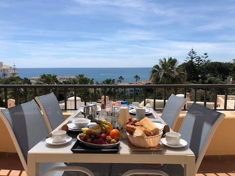 1 Habitació Club La Costa Resort Vista panoràmica al mar