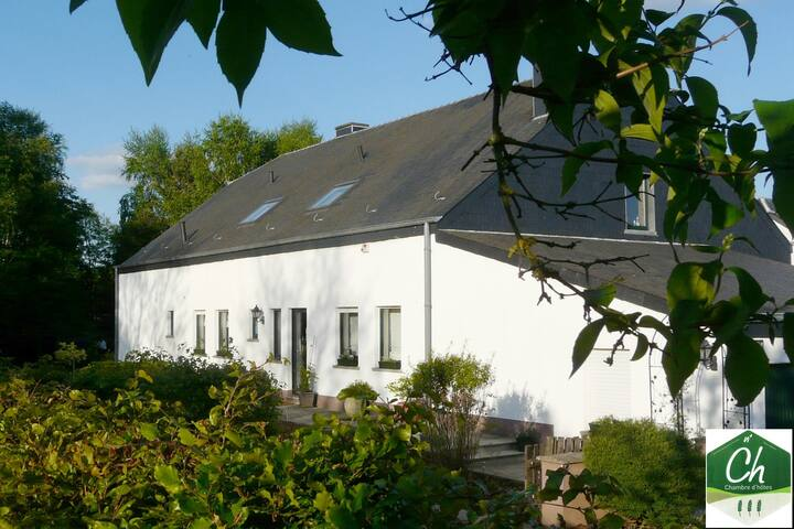 Cottage Lavande et Bruyeres - Chambre Bruyeres