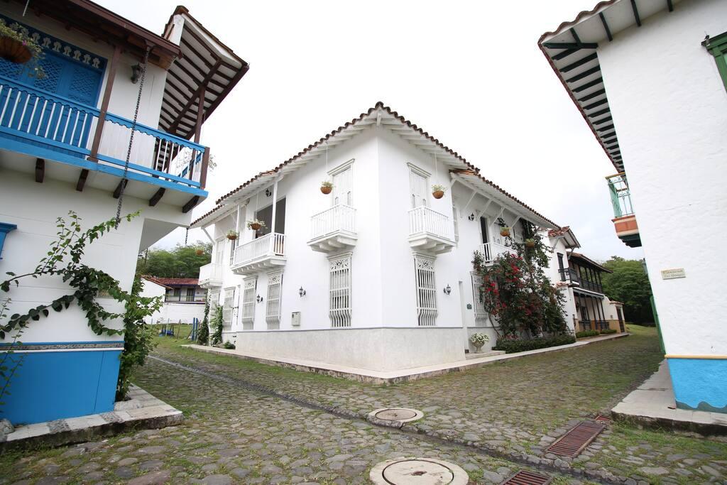 Villa Campestre Casa Blanca