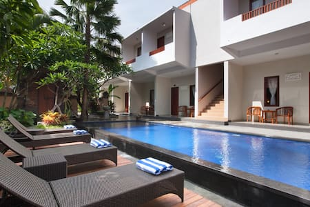 Sanur Traditional Bali Style - South Denpasar - Hotel boutique