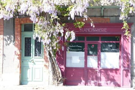 Grande Maison 1900 au coeur du Livradois-Forez - Olliergues - 獨棟