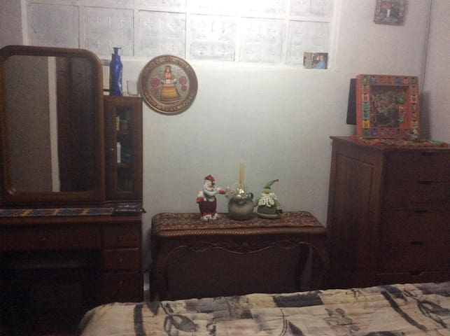 Casa hogar/Home sweet home.