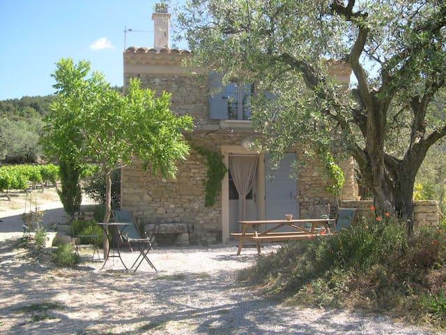 Gîte de charme en Drôme provençale - Mollans-sur-Ouvèze - Dom