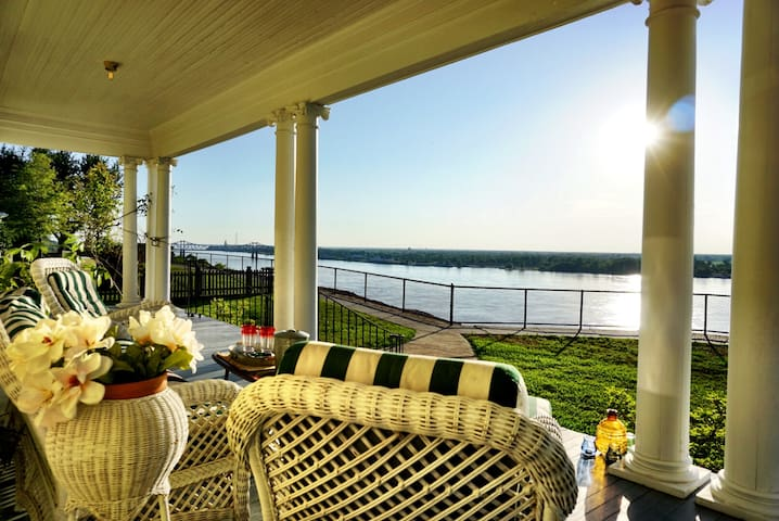 Starling's Big River Suite, South - Natchez - Boetiekhotel