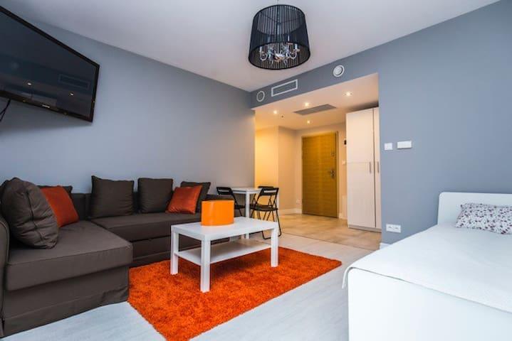 Apartament Justin Center 221 - Breslau - Wohnung