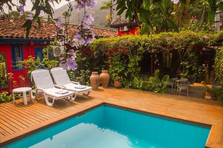 Velinn Hotel Pousada Hibiscos - Suíte Super Luxo