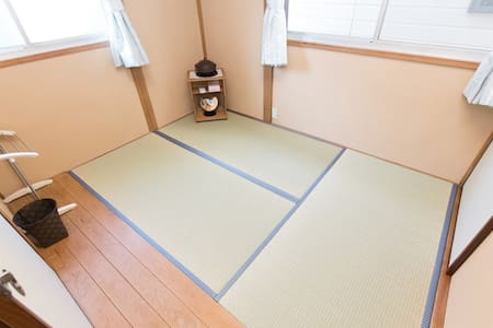 ShareRoom⑥ nr Sta Easy→Shinjuku Int+WiFi+TV - Arakawa