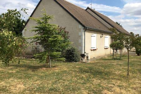 Maison calme proche des Thermes La Roche Posay - Yzeures-sur-Creuse