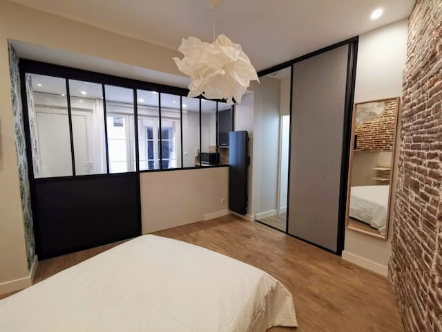 Appartement dans le centre historique de Toulouse